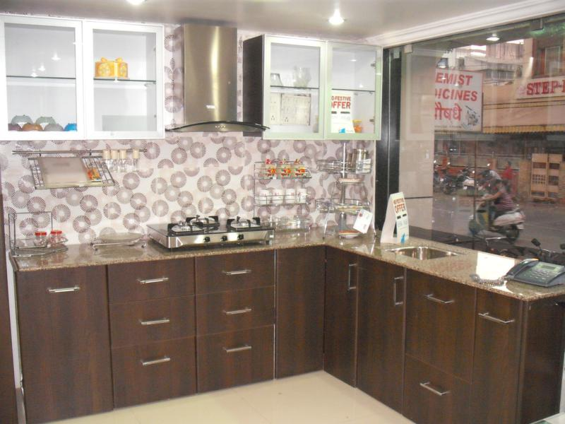 Laxmi modular kitchens shop no 11 picasso kedari arcade for Modular kitchen bangalore designs