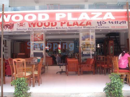 Wood plaza furniture abhimanupuram manik baugh sinhagad