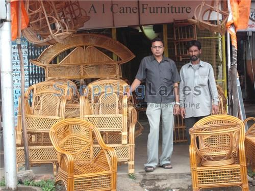A 1 Cane Furniture Shop No 3 Vijaya Chamber Hingne Khurd
