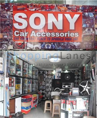 Sony Car Accessories Shop No E1 Mayfair Eleganza Phase 1 Opp Icici